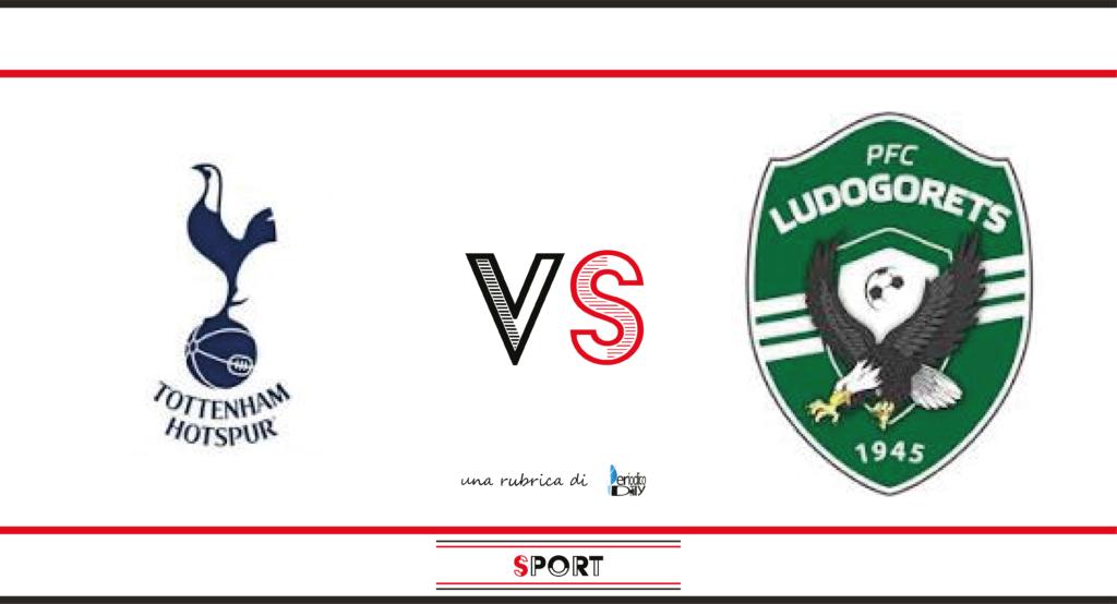Il pronostico di Tottenham Ludogorets, 4a giornata di Europa League