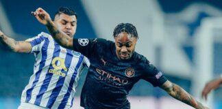 Porto-Manchester City 0-0