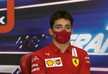 Conferenza piloti GP Sakhir