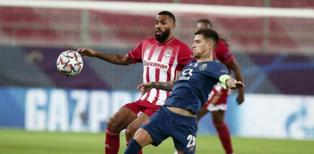 Olympiakos-Porto 0-2