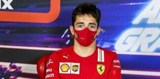 Conferenza piloti GP Abu Dhabi