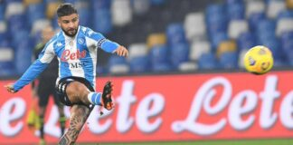 Napoli-Torino 1-1