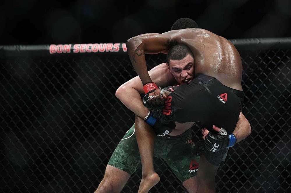 UFC - Alessio Di Chirico