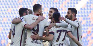 Bologna-Roma 1-5