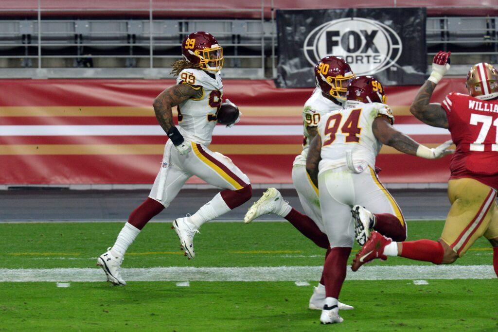 Selezioni per il Pro Bowl 2021 - anche Chase Young tra i convocati