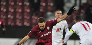 Cluj-CSKA Sofia