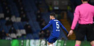 Chelsea-Krasnodar 1-1