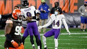 Justin Tucker decisivo in Ravens-Browns