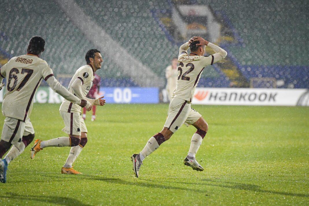 CSKA Sofia-Roma 3-1