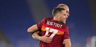 Roma-Cagliari 3-2
