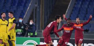 Roma-Young Boys 3-1