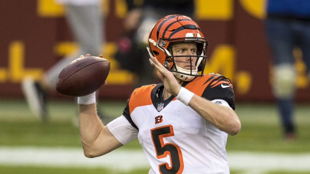 Steelers-Bengals, Zac Taylor si affida a Ryan Finley