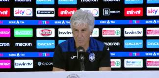 Conferenza stampa di Giampiero Gasperini prima di Udinese-Atalanta
