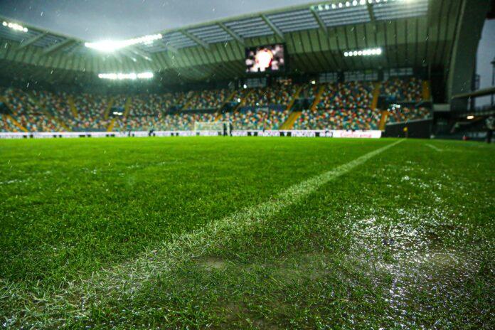 Rinviata Udinese-Atalanta a causa del maltempo
