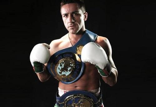 Branco campione boxe