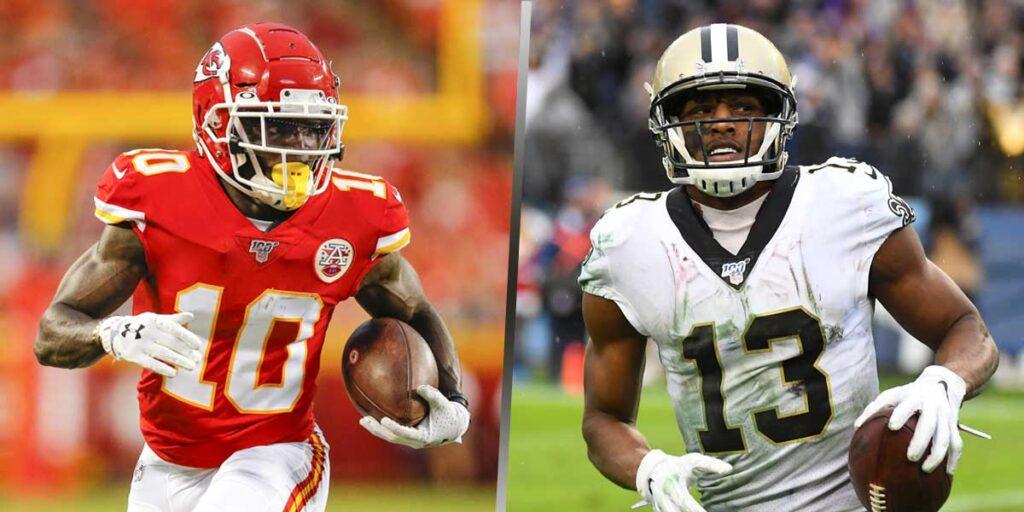 Chiefs e Saints si sfidano in Week 15.
