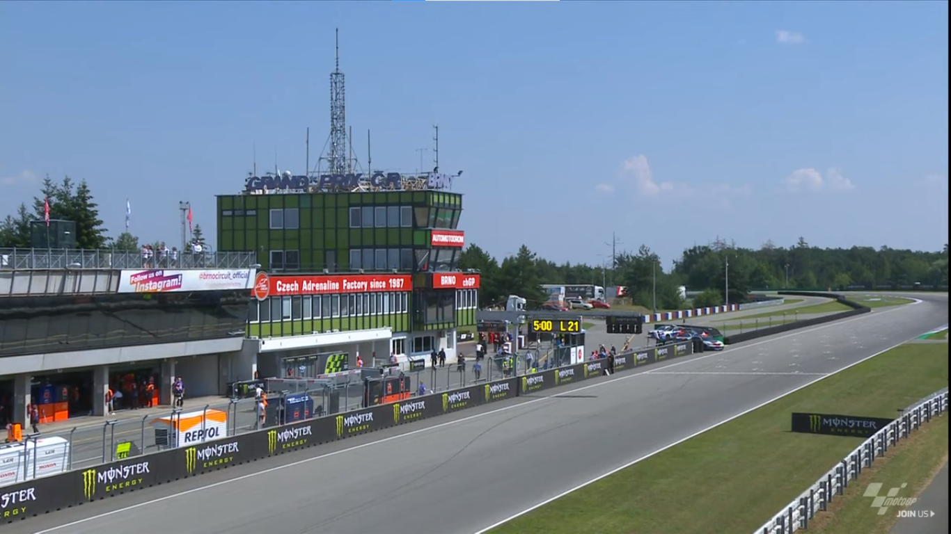 Motogp Brno 2021