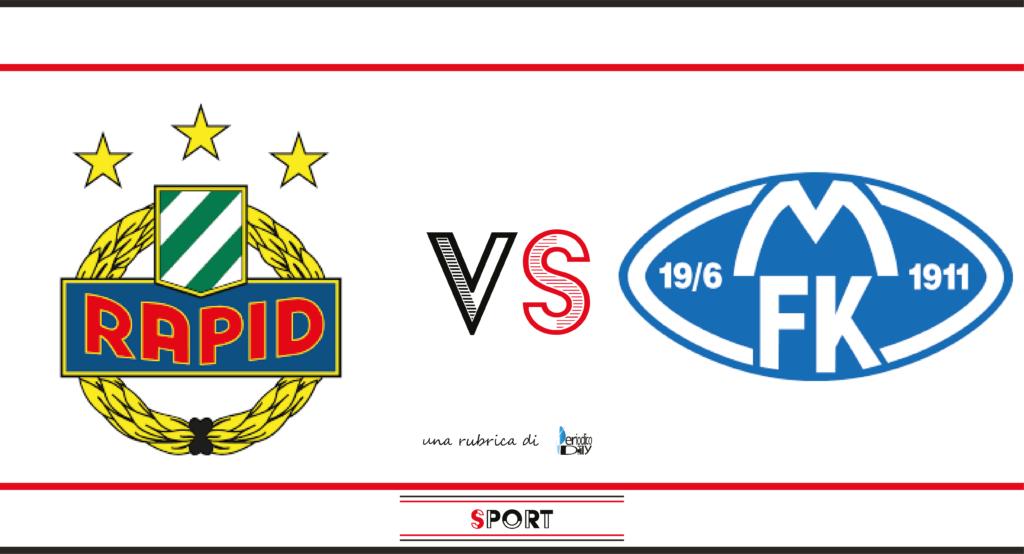 Pronostico di Rapid Vienna-Molde, 6a giornata di Europa League