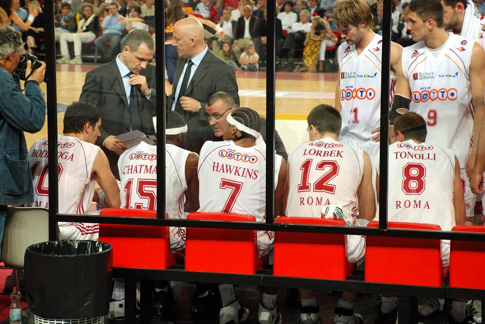 Basket: Toti proprietario della Virtus Roma ritira la squadra dal campionato