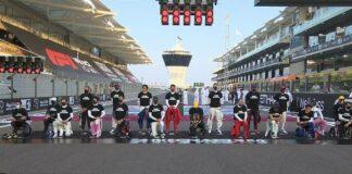 test prestagionali F1