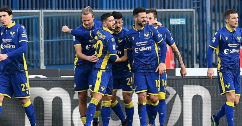 Verona-Napoli 3-1