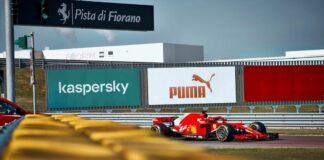 Test pre-stagionali Ferrari