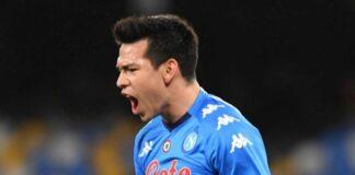Napoli-Spezia 4-2