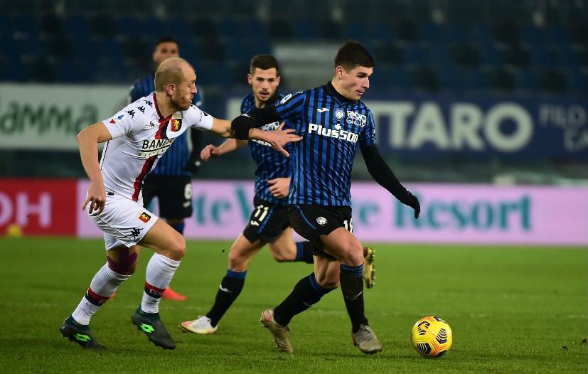 Atalanta-Genoa 0-0