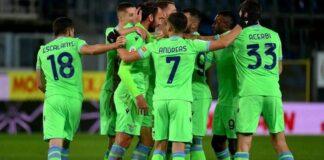 Atalanta-Lazio 1-3