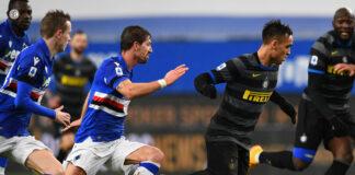 Sampdoria-Inter-