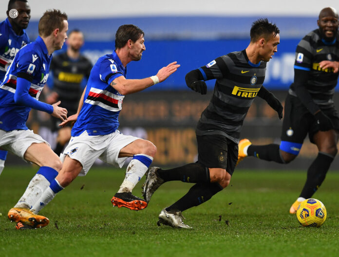 Sampdoria-Inter-