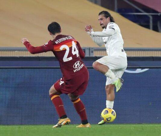 Roma-Spezia 2-4