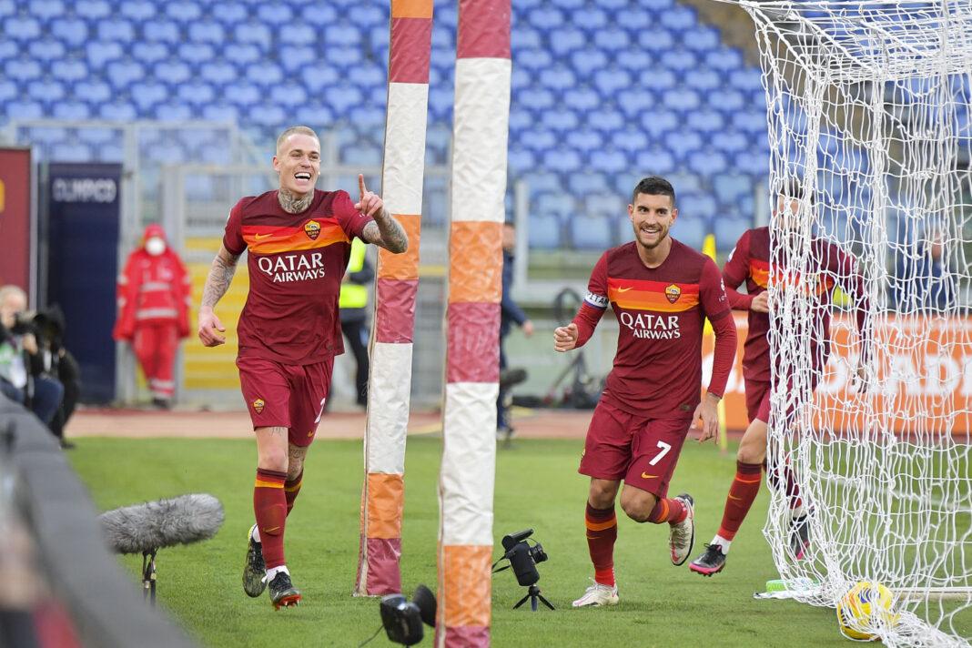 Roma Spezia 4-3