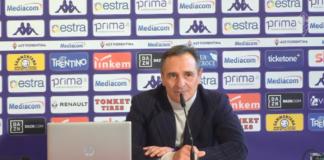 Cesare Prandelli dopo la vittoria sul Cagliari