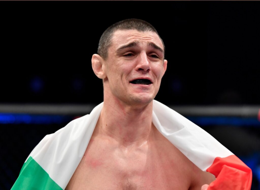 UFC on ABC 1 - Alessio Di Chirico