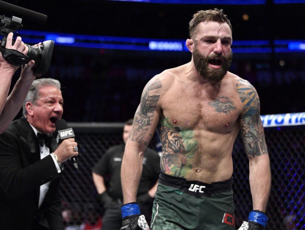 UFC on ESPN 20 – Anteprima –  Chiesa Vs Magny