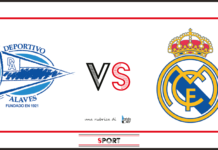Alaves - Real Madrid