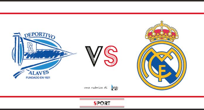 Alaves - Real Madrid