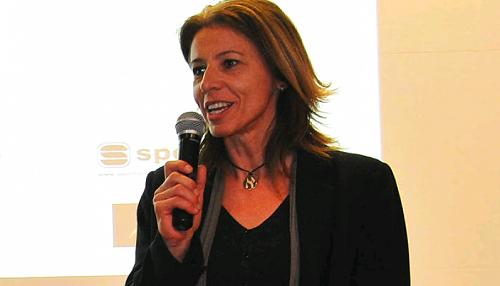 Antonella Bellutti coni