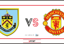 Burnley–Manchester United