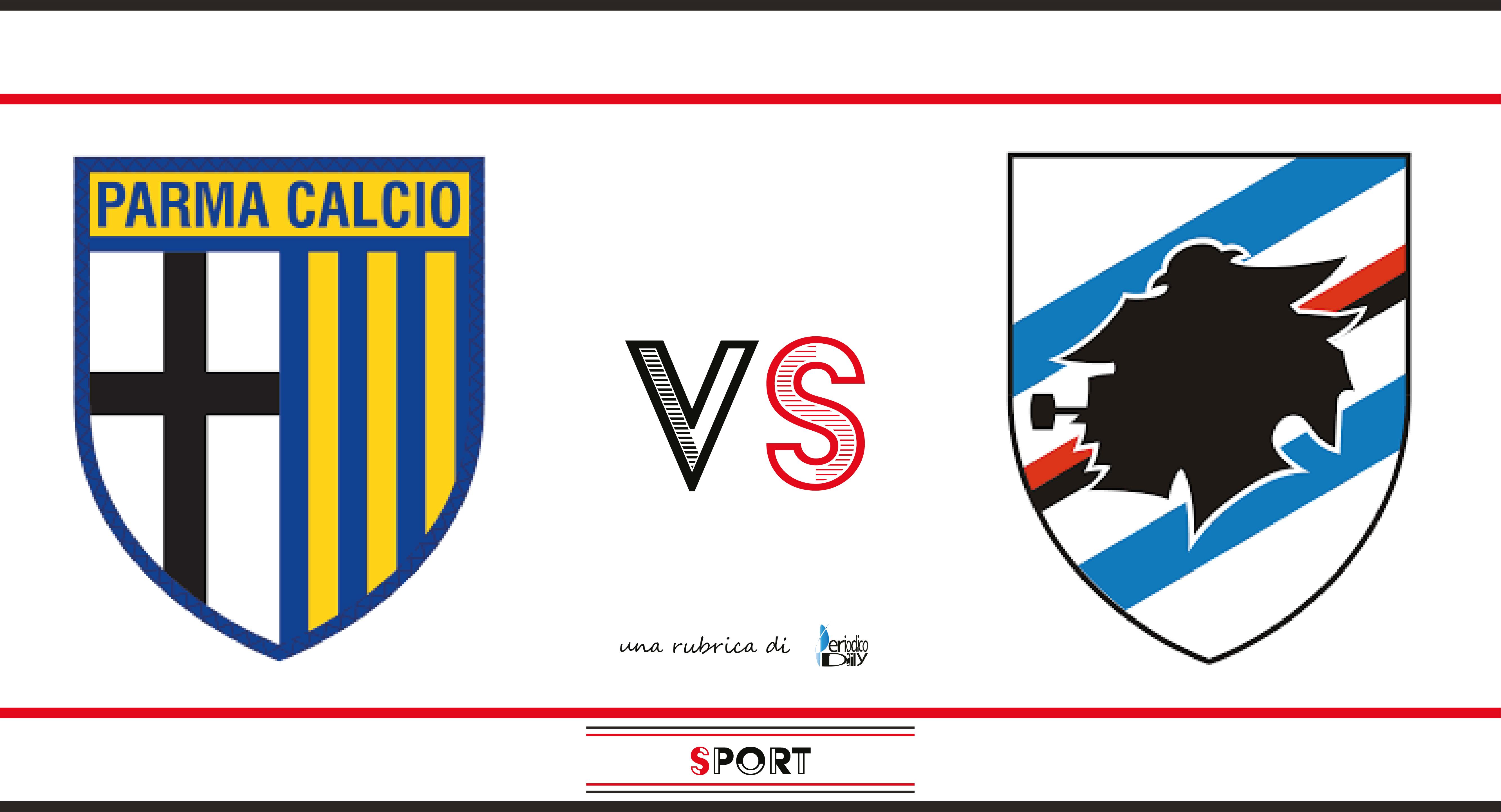 Diciannovesima giornata Serie A, Parma-Sampdoria: probabili formazioni, orario e dove vederla