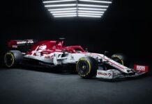 Alfa Romeo: presentazione della monoposto il 22 febbraio 2021