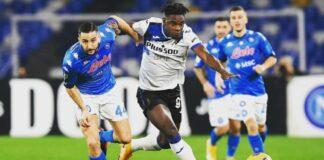 Dichiarazioni post Napoli-Atalanta 0-0