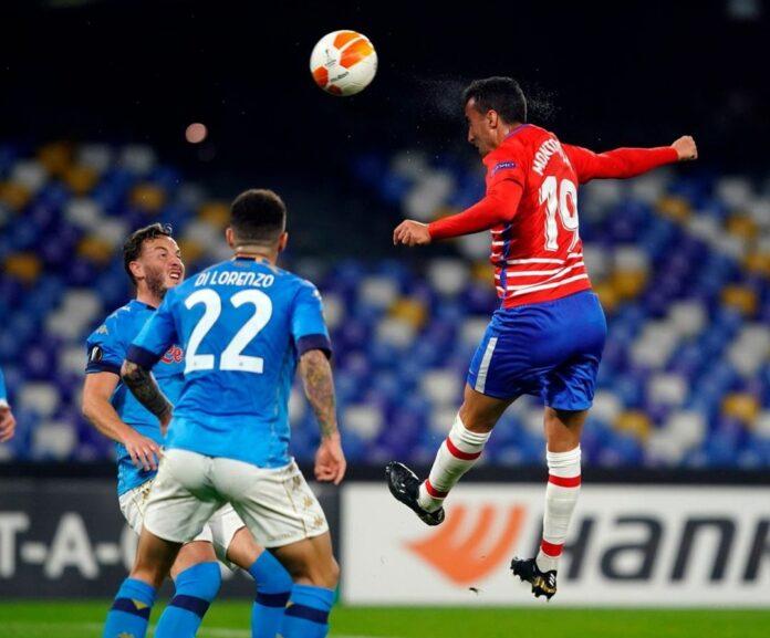 Napoli-Granada 2-1