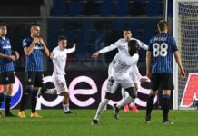 Atalanta-Real Madrid 0-1