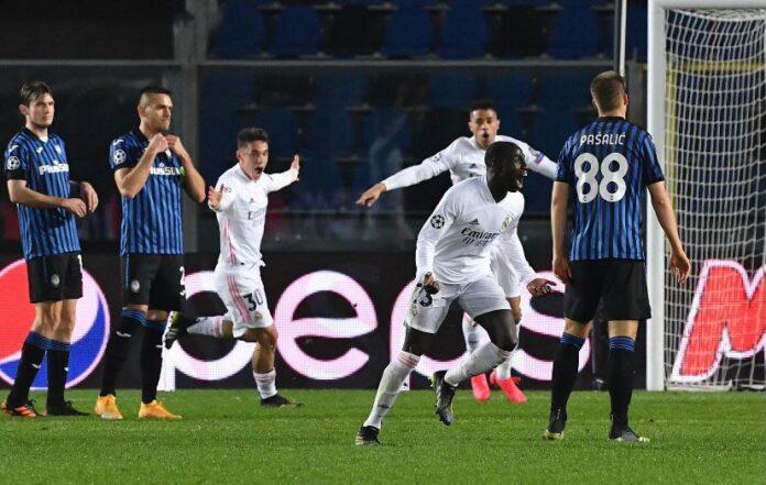 Atalanta-Real Madrid 0-1