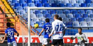 Sampdoria-Atalanta 0-2