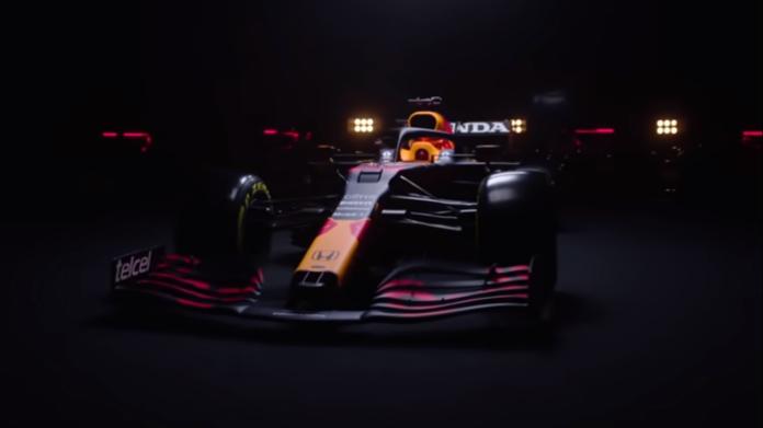 RB16, il nuovo modello della Red Bull