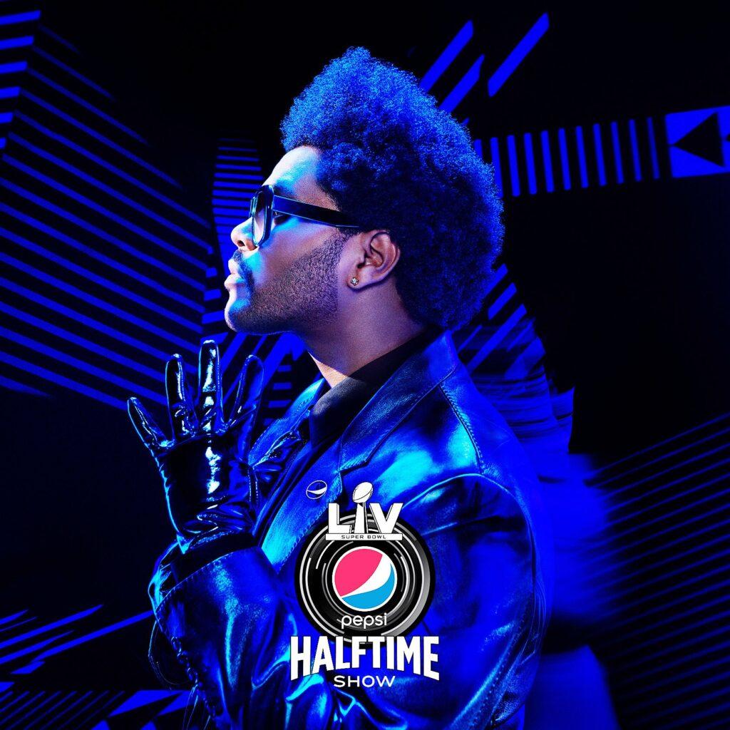 The Weeknd al Super Bowl LV