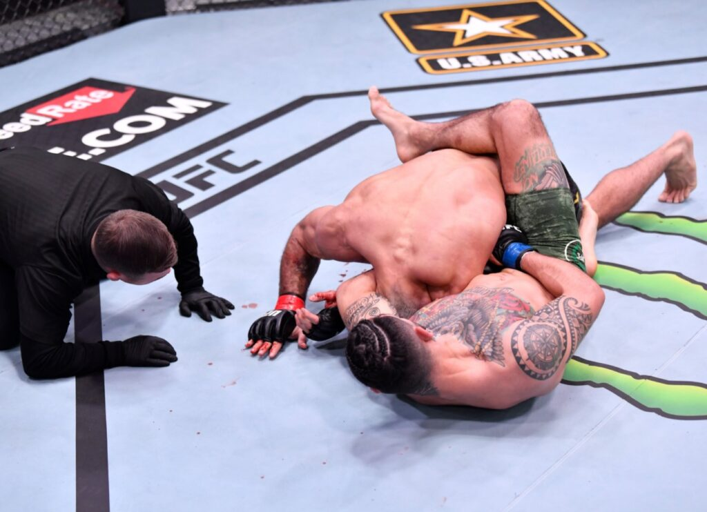 UFC 258 - Anthony Hernandez